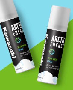 Kawasaki Arctic Energy Packaging Design