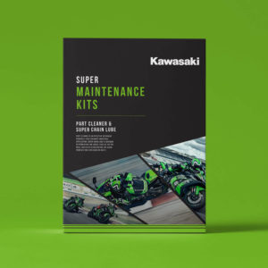 Kawasaki Packaging Design