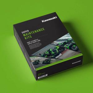 Kawasaki Packaging Design