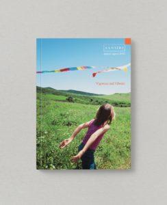 Sansiri Annual report 2005