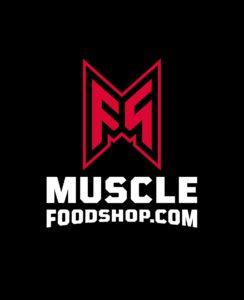 Muscle Foodshop Logo Design