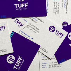 Tuff Dental Tech Logo Design